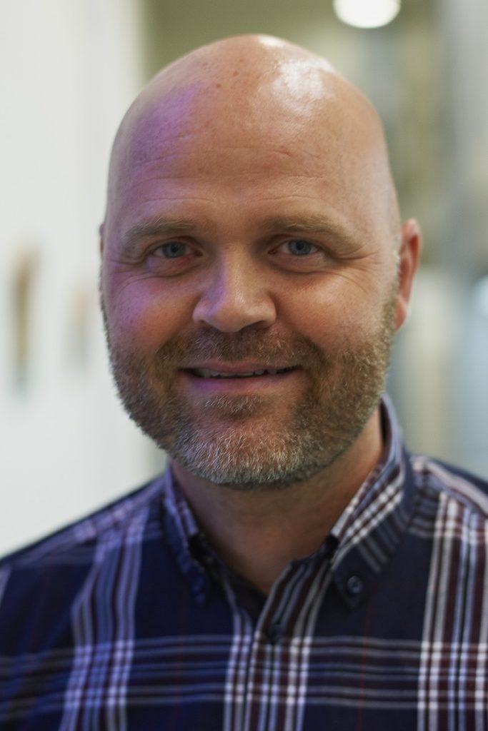 Planlægningschef, Martin Grønberg Johansen