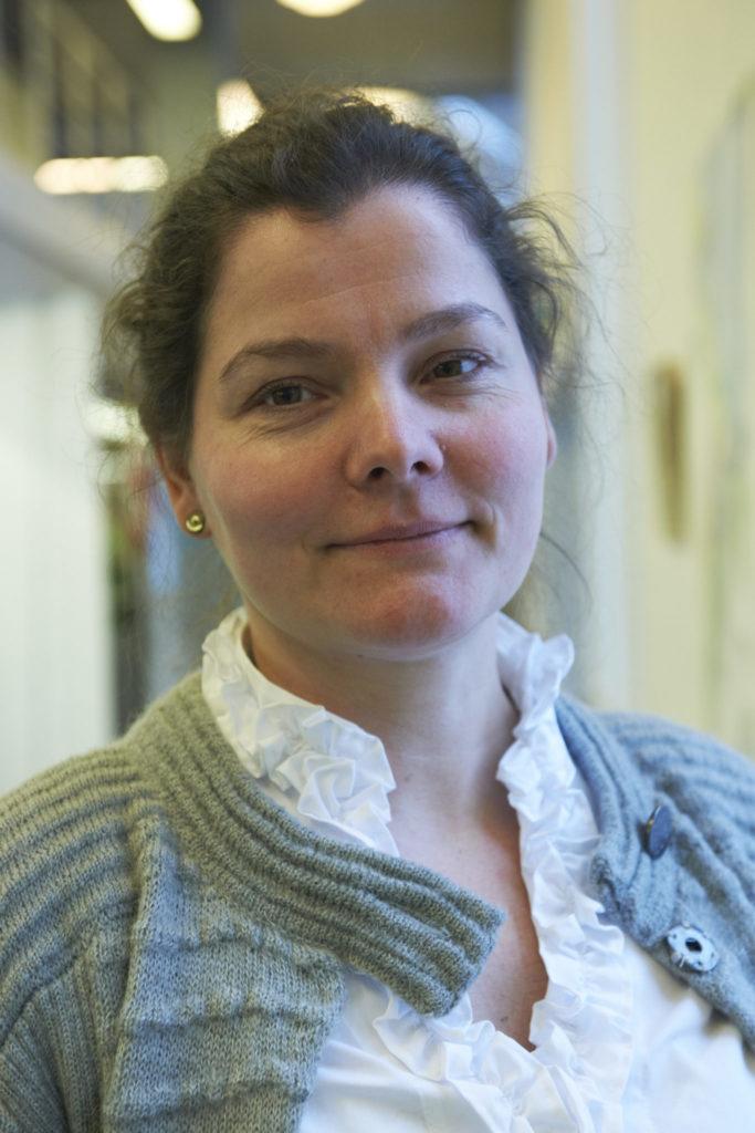 Praktiserende læge, Cecilie Geiker