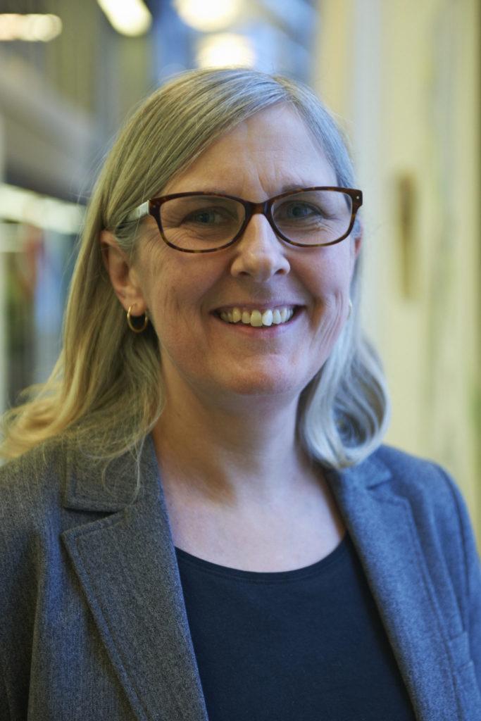 Chefkonsulent for Primær Sundhed, Lise Åkerman